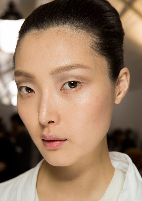 Christian Dior Spring 2015 Couture runway beauty