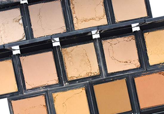 NARS All Day Luminous Powder Foundation Broad Spectrum SPF 24 shades