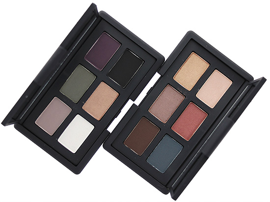 NARS Inoubiable Coup D'oeil and Yeux Irresistible Eyeshadow Palettes for Spring 2015