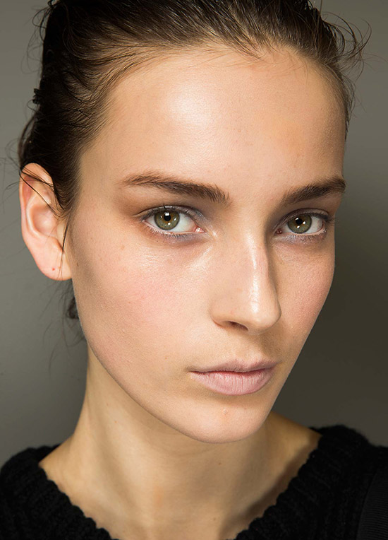 Altuzarra A/W 2015 runway makeup