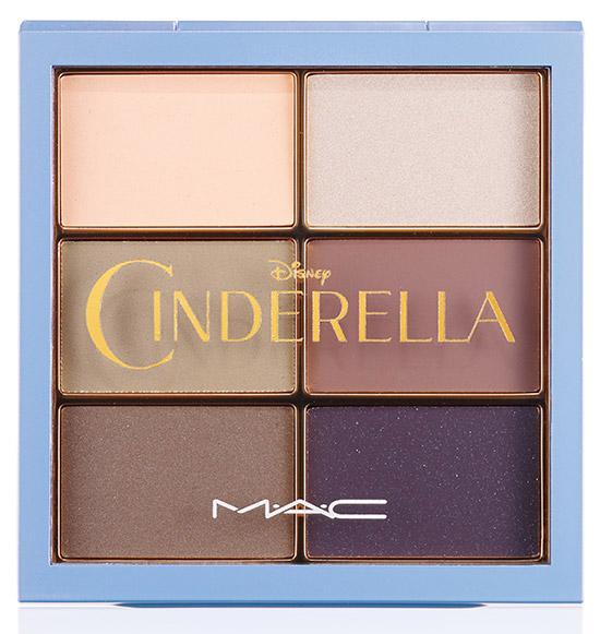 MAC Cinderella Eyeshadow x 6 Stroke Of Midnight