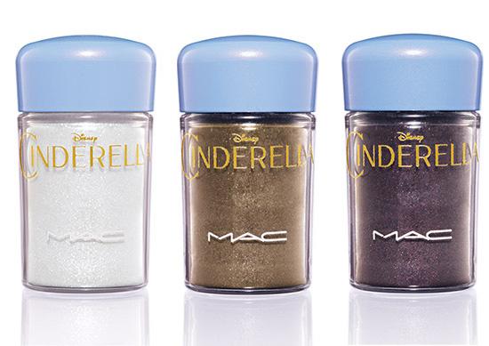 MAC Cinderella Pigments and Glitter