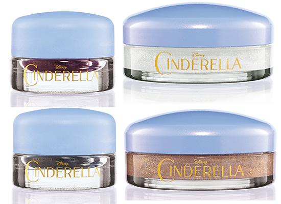 MAC Cinderella Studio Eye Gloss and Fluidlines