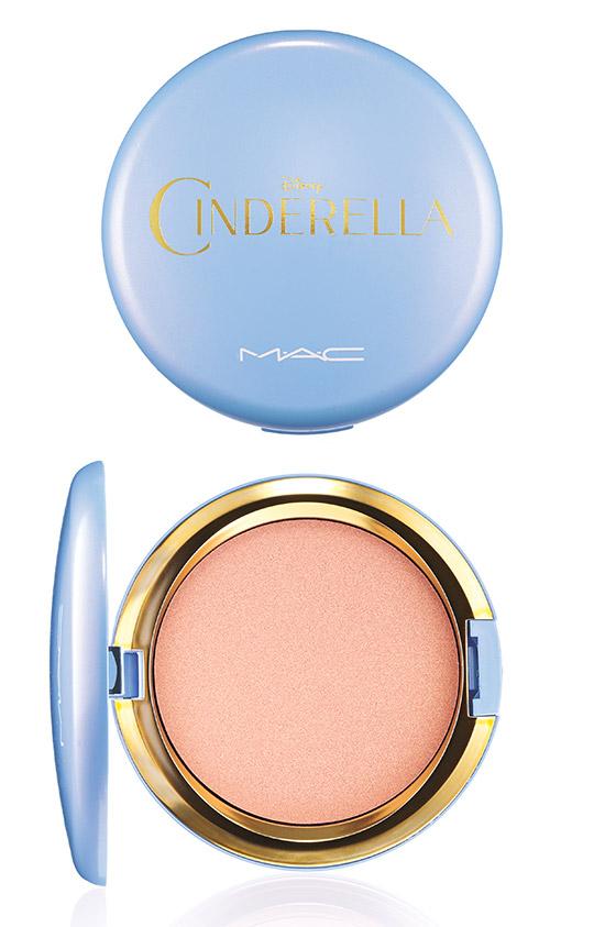 MAC Cinderella Coup D'Chic Iridescent Pressed Powder