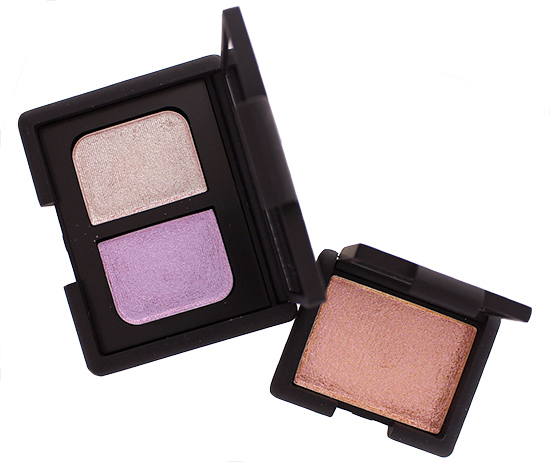 Christopher Kane for NARS Parallel Universe Duo Eyeshadow and Outer Limits Single Eyeshadow