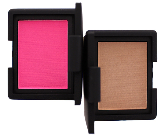 Christopher Kane for NARS Starscape and Silent Nude Blushes