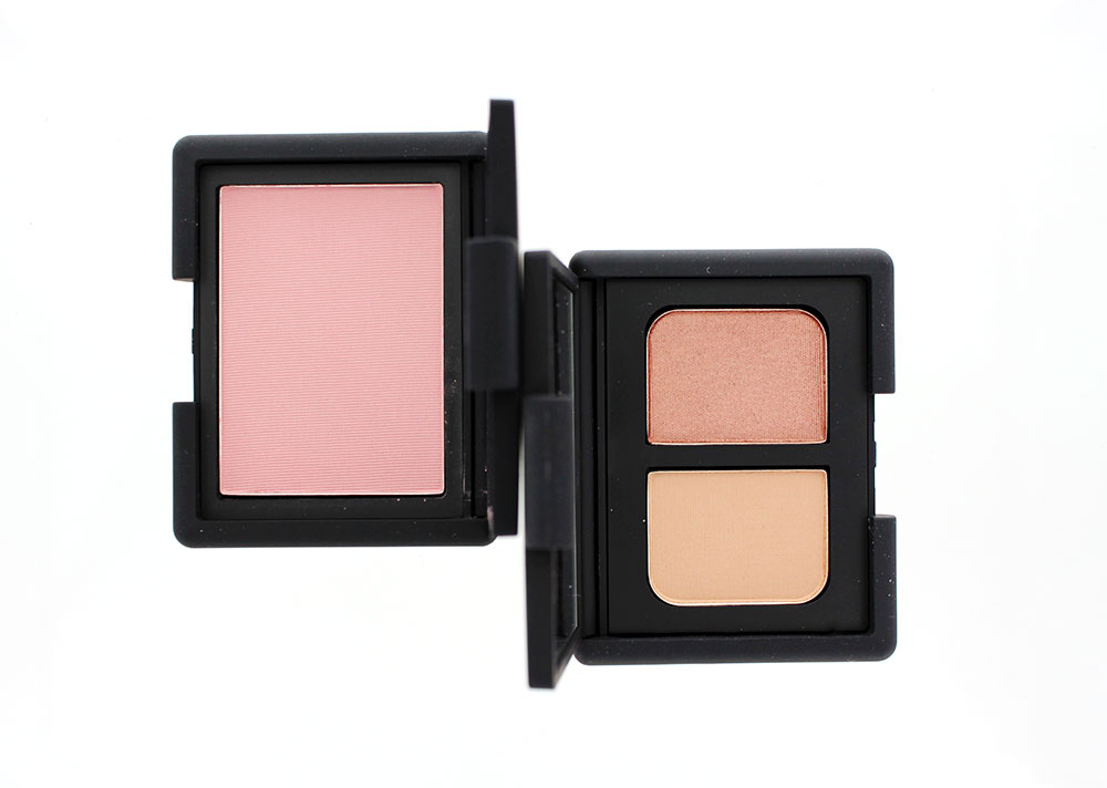 NARS Spring 2016 Nouvelle Vogue Color Collection Impassioned Blush and Hammamet Duo Eyeshadow