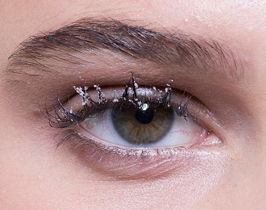 white-glitter-eyelashes-jonathan-simkai-aw-2016