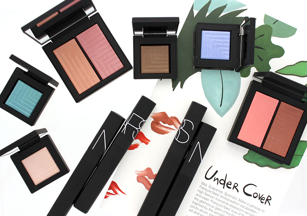 NARS Summer 2016 Under Cover Collection