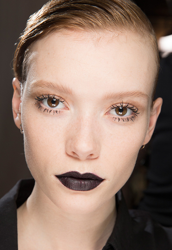 Poison Dior Rouge at Dior Fall 2016