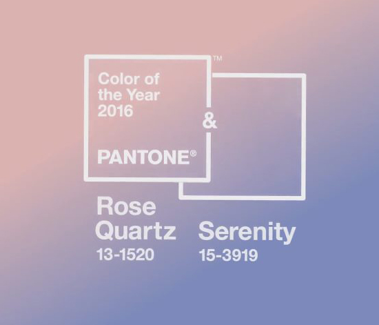Pantone 2016 Color Of The Year Rose Quartz