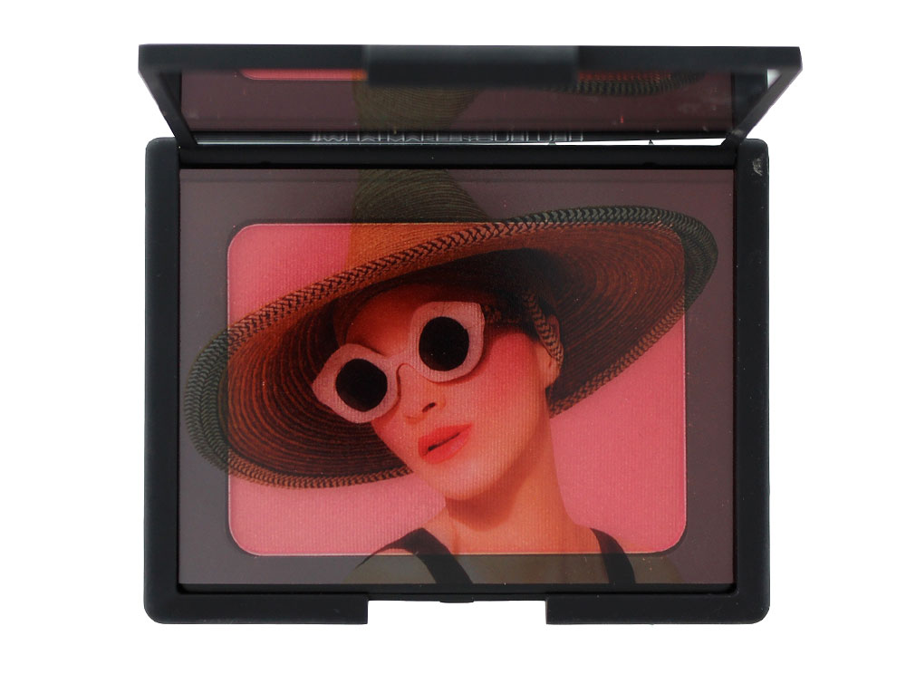 NARS Special Edition Orgasm Blush Model visual