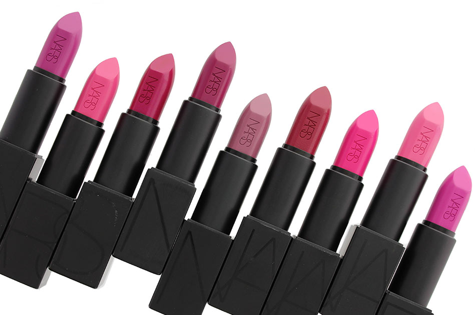 Bien-aimé NARS Audacious Lipstick Review and Swatches – Makeup For Life TY06