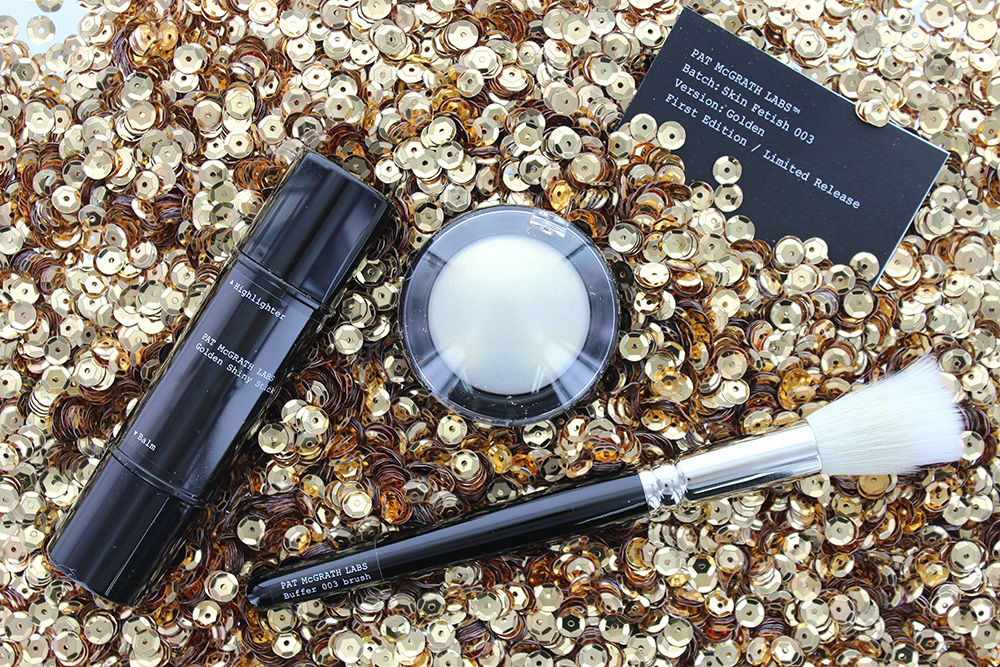 Pat McGrath Labs Skin Fetish 003 in Golden review
