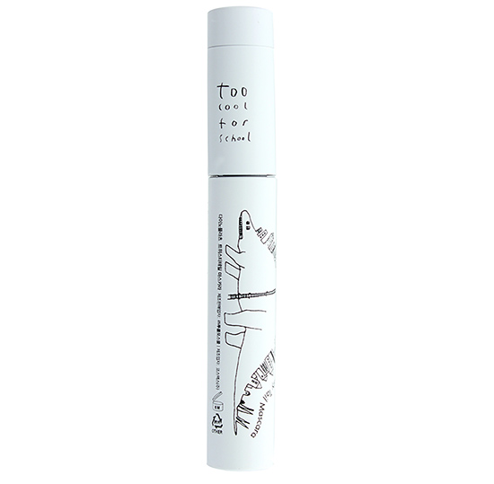 too cool for school Dinoplatz Twisty Tail Mascara tube