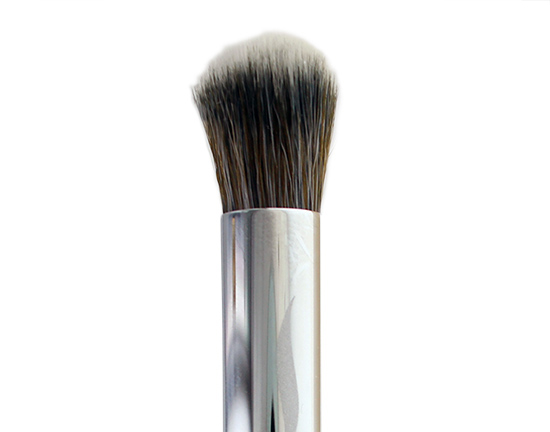 Closeup of Sephora Collection Pro Airbrush Concealer Brush #57