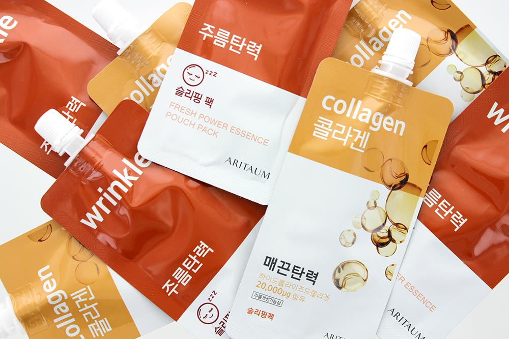 Aritaum Fresh Power Essence Pouch Packs