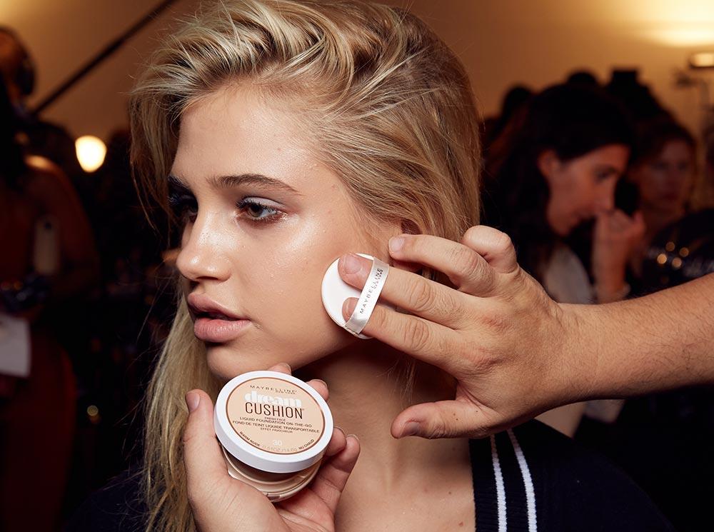 Backstage beauty marissa webb spring 2017