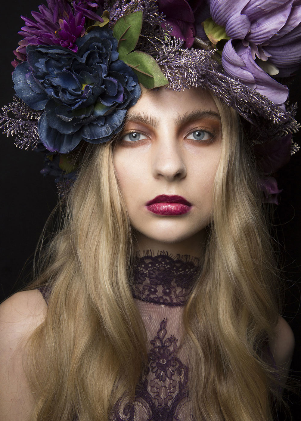 michael-costello-spring-2017-backstage-beauty