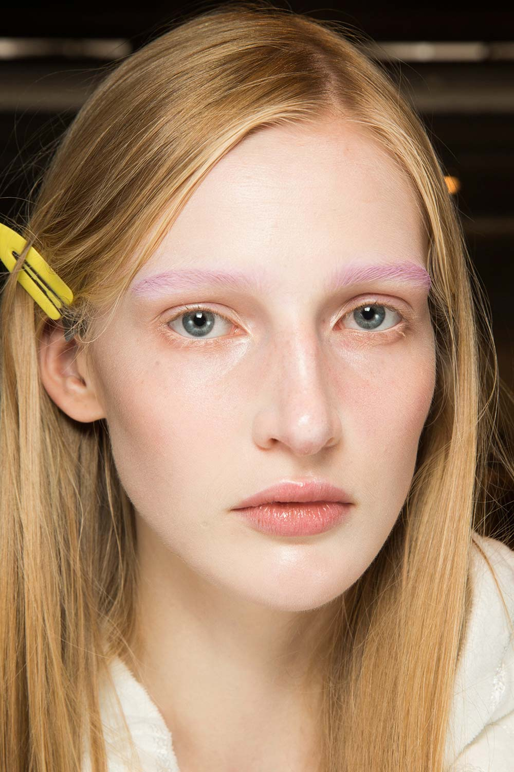 pink-brows-gucci-spring-2017