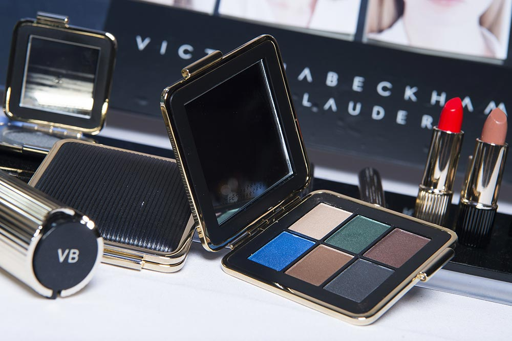 Victoria Beckham Estee Lauder collection at Spring 2017