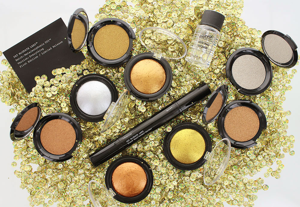 Pat McGrath Labs Metalmorphosis 005 Everything Kit review