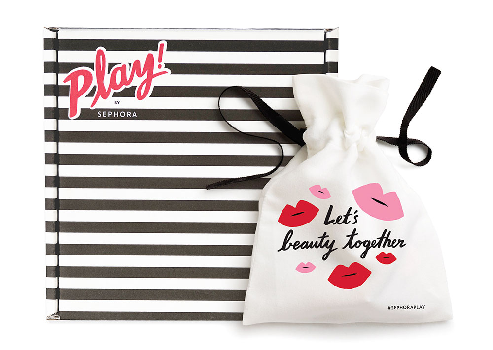 Play! by Sephora Beauty Box Subscription review