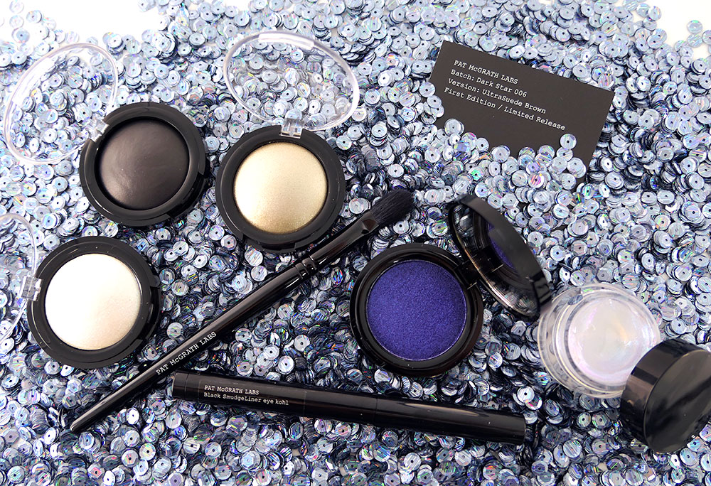 Pat McGrath Labs Dark Star 006 UltraViolet Blue Kit