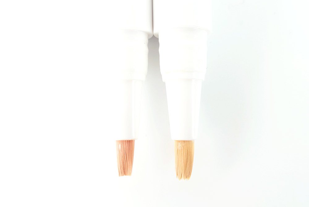 Aritaum Real Ampoule Brighteners in 01 Pink Beige and 02 Skin Beige