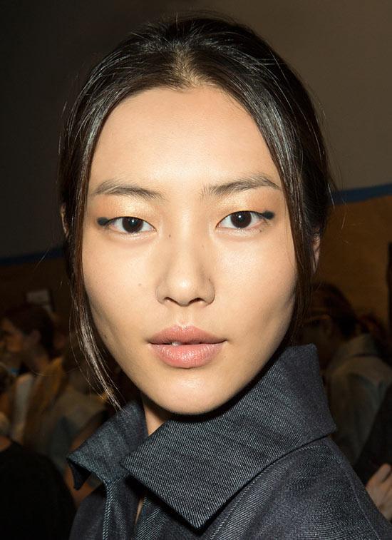 Derek Lam макияж весна 2014